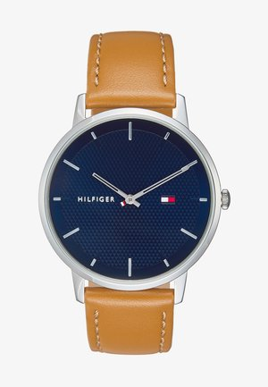 WATCH - Zegarek - camel/blue