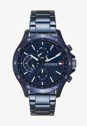BANK - Chronograph watch - blau
