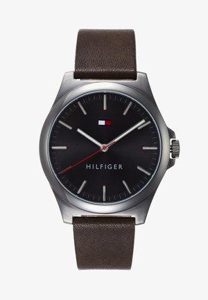 BARCLAY - Horloge - braun