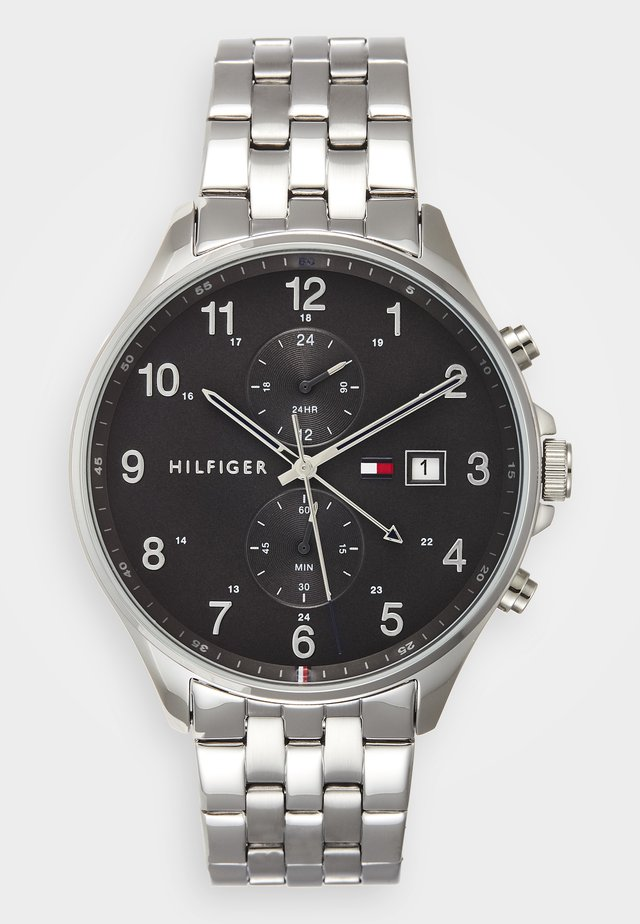 WEST - Horloge - silver-coloured
