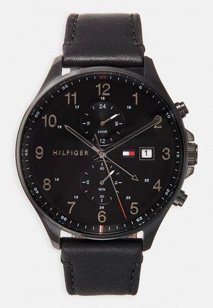 WEST - Horloge - schwarz