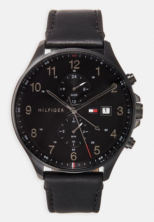WEST - Uhr - schwarz