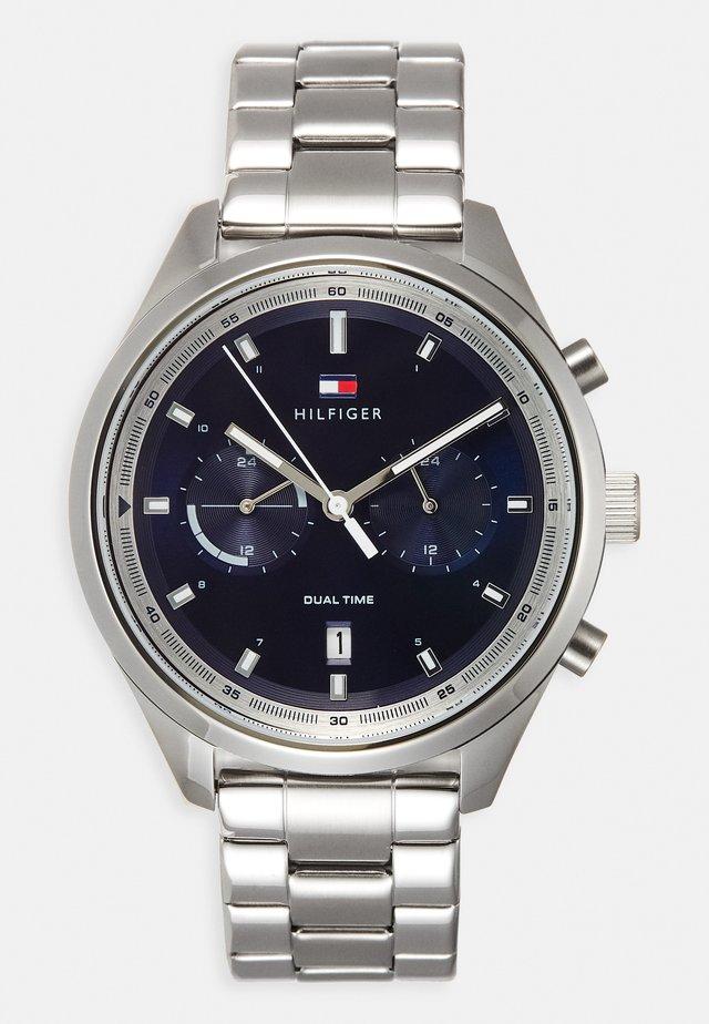 BENNT - Watch - silver-coloured