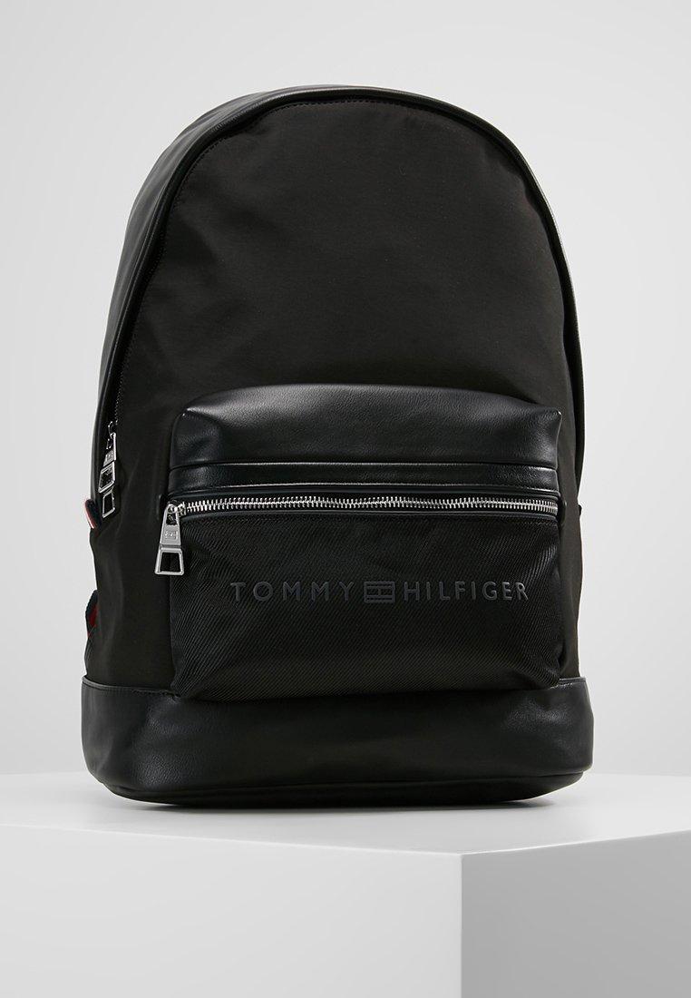 Tommy Hilfiger - URBAN NOVELTY BACKPACK - Tagesrucksack - black
