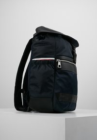 Tommy Hilfiger - MIX FLAP BACKPACK - Ryggsekk - blue - 3