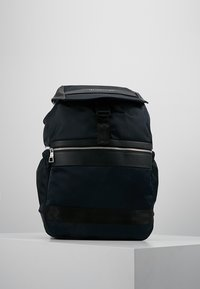 Tommy Hilfiger - MIX FLAP BACKPACK - Ryggsekk - blue - 0