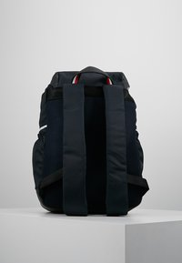 Tommy Hilfiger - MIX FLAP BACKPACK - Ryggsekk - blue - 2