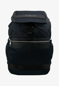 Tommy Hilfiger - MIX FLAP BACKPACK - Ryggsekk - blue - 5
