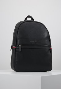 Tommy Hilfiger - ESSENTIAL BACKPACK - Zaino - black - 0
