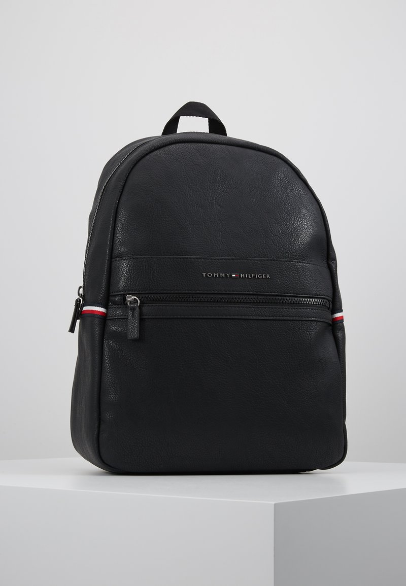 Tommy Hilfiger - ESSENTIAL BACKPACK - Zaino - black