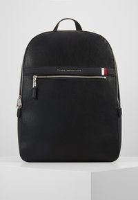 Tommy Hilfiger - DOWNTOWN BACKPACK - Reppu - black - 0