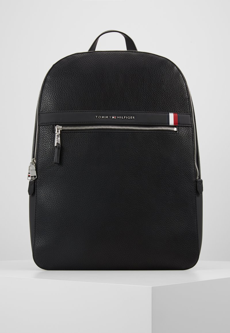 Tommy Hilfiger - DOWNTOWN BACKPACK - Reppu - black