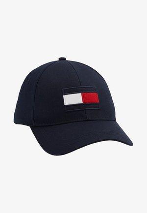 BIG FLAG - Cap - blue