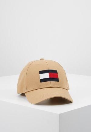 BIG FLAG - Gorra - khaki
