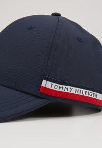 Tommy Hilfiger - CORPORATE  SELVEDGE CAP - Cap - blue - 5