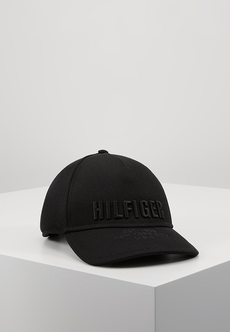 Tommy Hilfiger - BOLD CAP - Casquette - black
