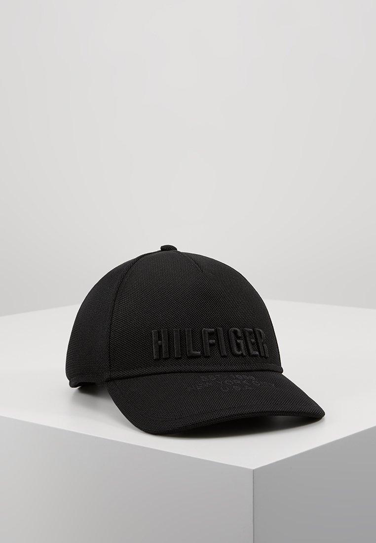 Tommy Hilfiger - BOLD CAP - Cap - black