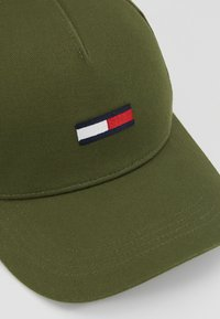 Tommy Jeans - FLAG - Cap - green - 5