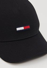 Tommy Jeans - FLAG  - Gorra - black - 2
