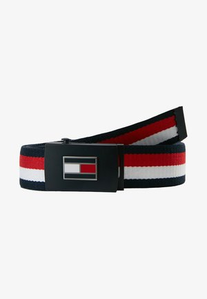 CORP REVERSIBLE BELT - Pasek - navy