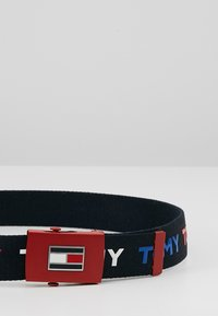Tommy Hilfiger - KIDS BELT - Ceinture - blue