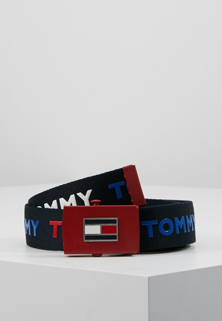 Tommy Hilfiger - KIDS BELT - Belt - blue