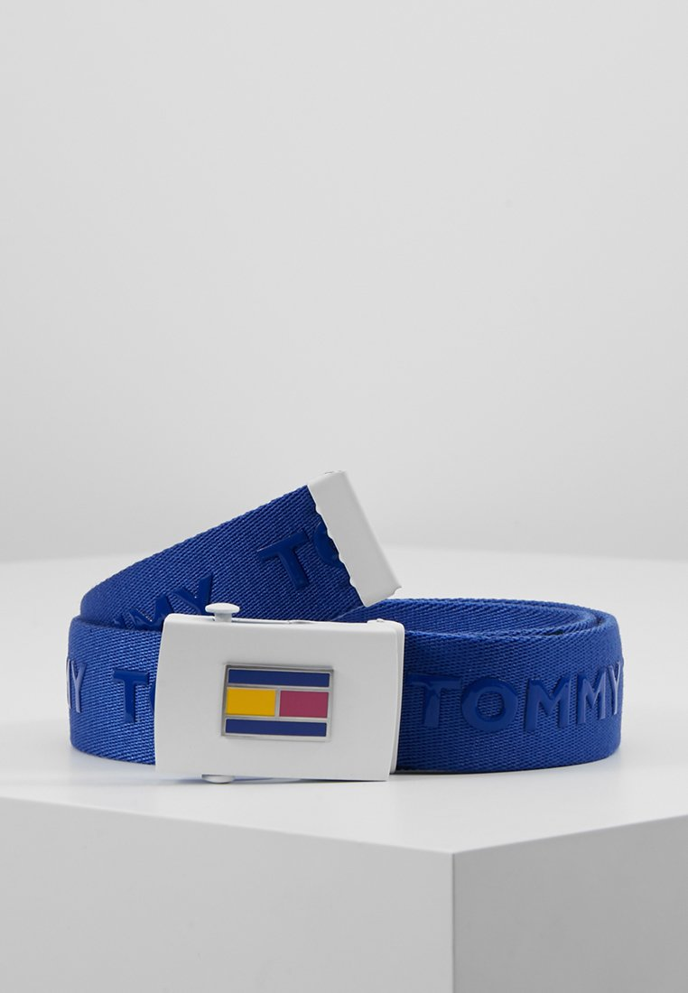Tommy Hilfiger - KIDS BELT - Pásek - blue