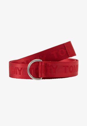 KIDS BELT - Pásek - red