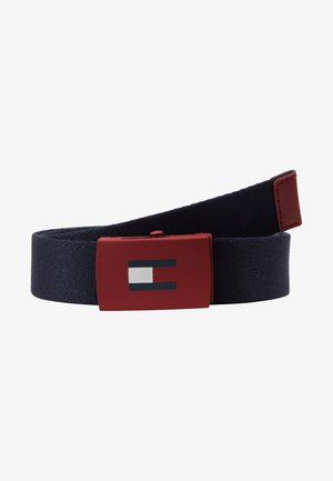 KIDS PLAQUE BELT - Ceinture - blue