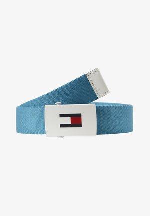 KIDS PLAQUE BELT - Pásek - blue