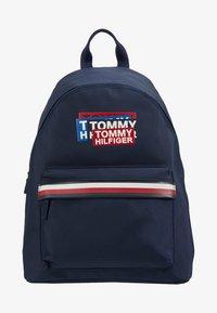 Tommy Hilfiger - KIDS CORP BACKPACK - Rugzak - blue - 1