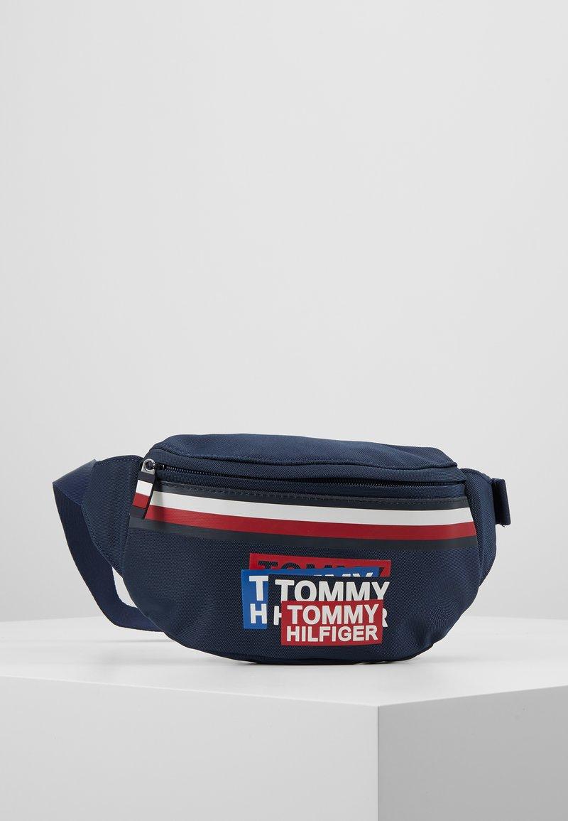 Tommy Hilfiger - KIDS CORP BUMBAG - Bum bag - blue
