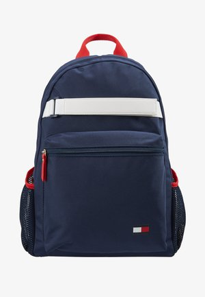 KIDS FLAG BACKPACK - Batoh - blue