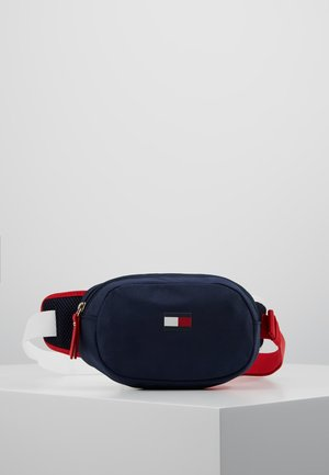 KIDS FLAG BUMBAG - Ledvinka - blue