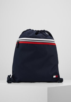 KIDS CORE DRAWSTRING BACKPACK - Reppu - blue