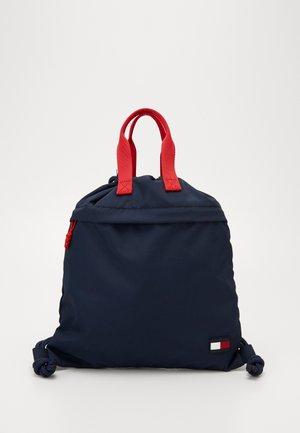 CORE DRAWSTRING BAG - Urheilulaukku - blue