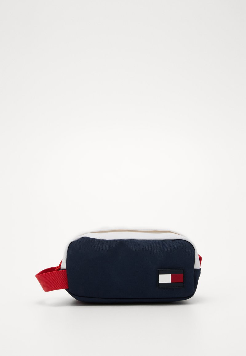 Tommy Hilfiger - CORE PENCIL CASE - Pencil case - blue