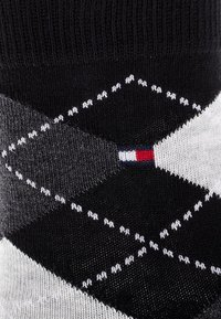 Tommy Hilfiger - ORIGINAL ARGYLE 2 PACK - Ponožky - black - 1