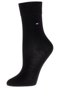 Tommy Hilfiger - ORIGINAL ARGYLE 2 PACK - Ponožky - black - 2
