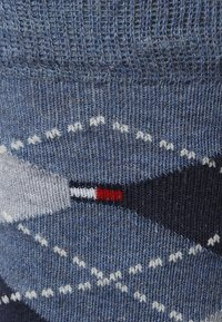 Tommy Hilfiger - ORIGINAL ARGYLE 2 PACK - Ponožky - jeans - 2