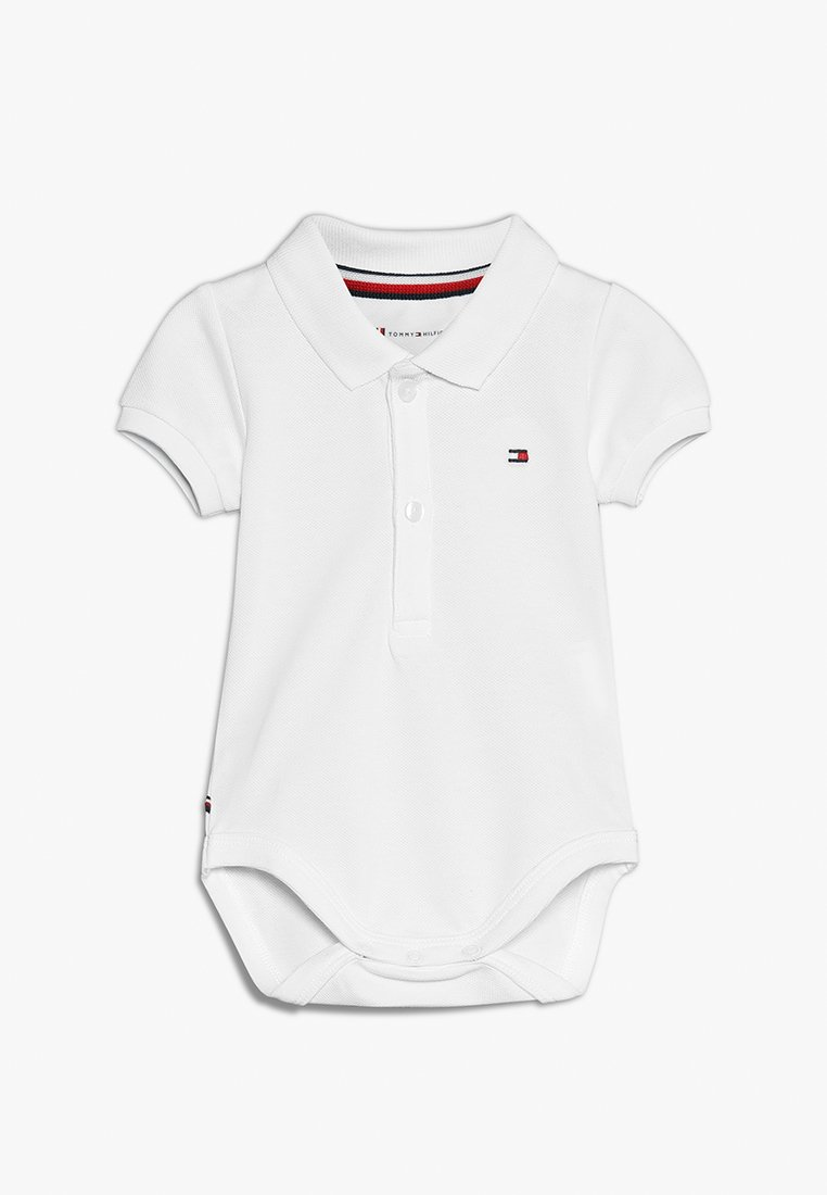 Tommy Hilfiger - BABY BODY GIFTBOX - Poloshirt - bright white