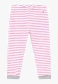 Tommy Hilfiger - BABY STRIPED GIFTPACK SET - Trousers - pink - 2