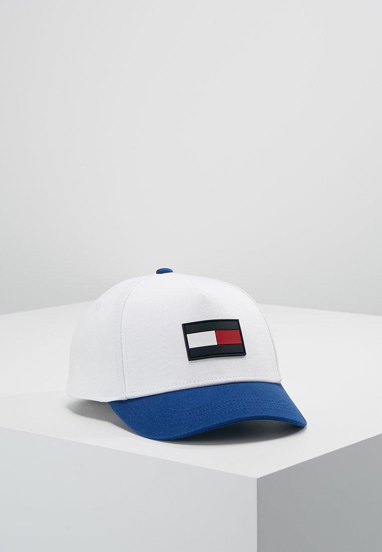 Tommy Hilfiger - BIG FLAG - Cap - white