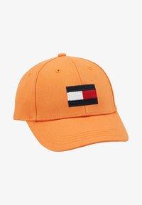 Tommy Hilfiger - BIG FLAG - Kšiltovka - orange - 1