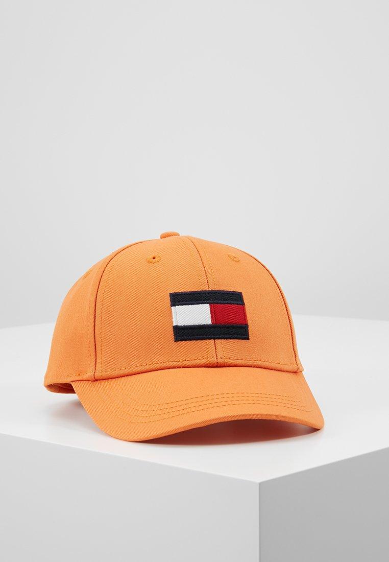 Tommy Hilfiger - BIG FLAG - Kšiltovka - orange