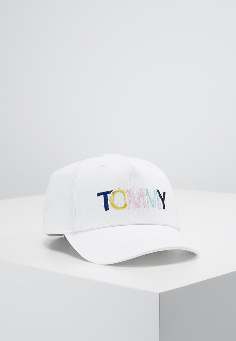 Tommy Hilfiger - COLLEGE TOMMY - Cap - white