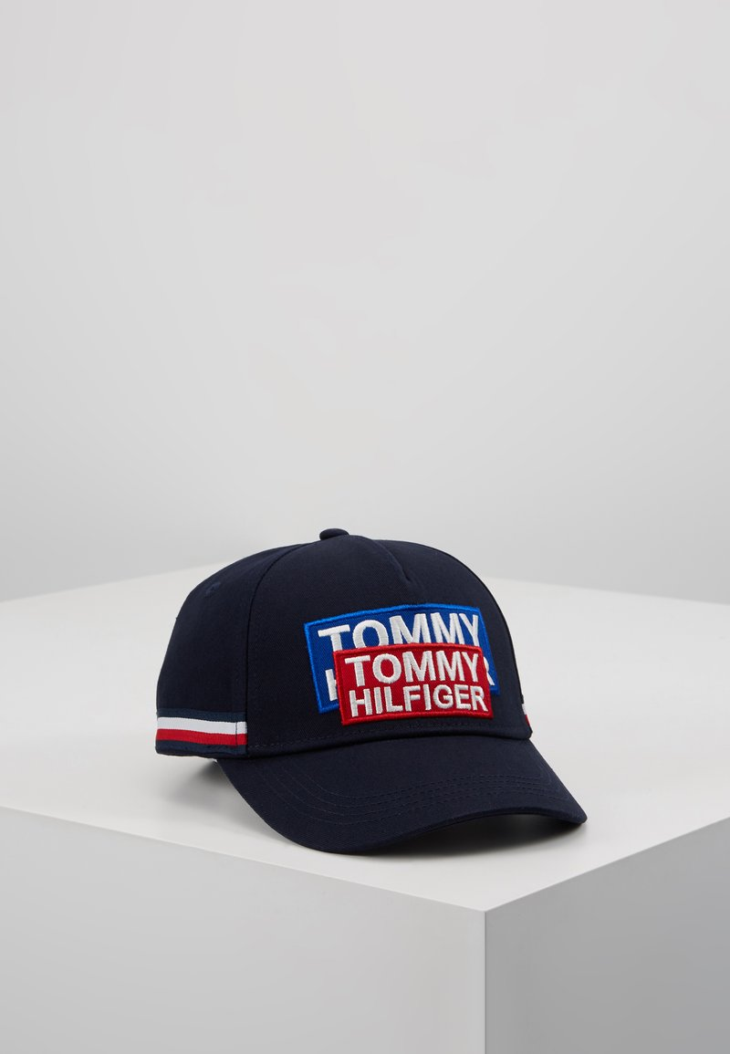 Tommy Hilfiger - GAMING - Kšiltovka - blue