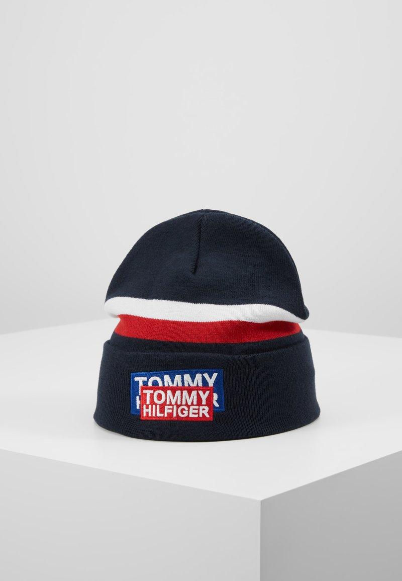 Tommy Hilfiger - GAMING BEANIE - Bonnet - blue