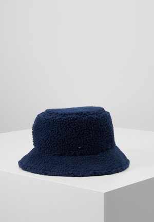 FLAG REVERSIBLE BUCKET - Cappello - blue