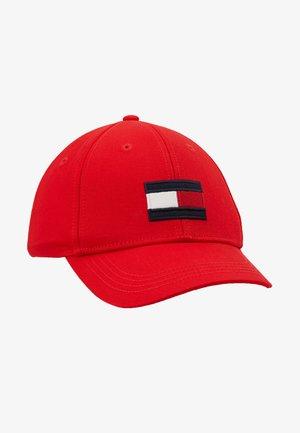 BIG FLAG - Czapka z daszkiem - red